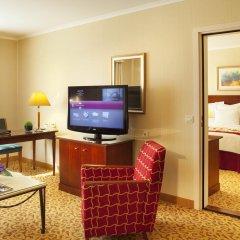 Paris Marriott Charles de Gaulle Airport Hotel 4* Стандартный номер с различными типами кроватей