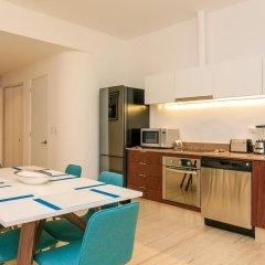 Отель Papaya 15 Apartments Мексика, Плая-дель-Кармен - отзывы, цены и фото номеров - забронировать отель Papaya 15 Apartments онлайн в номере фото 2