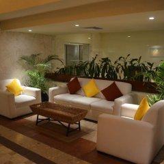 Отель Grand Park Royal Luxury Resort Cancun Caribe интерьер отеля фото 4