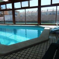 Hotel Hebe бассейн