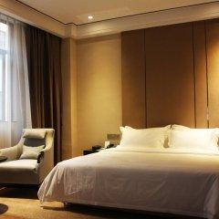 Zhongshan Langda Hotel 4* Улучшенный номер с различными типами кроватей фото 2