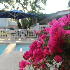Апарт-Отель Jardin del Lago бассейн фото 3