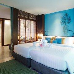 Отель Mai Khao Lak Beach Resort & Spa 4* Люкс повышенной комфортности с различными типами кроватей фото 11