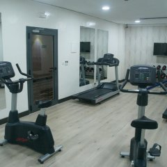 Al Khaima City Center in Nouakchott, Mauritania from 253$, photos, reviews - zenhotels.com fitness facility
