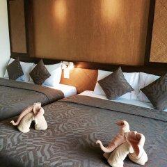 Отель Lanta For Rest Boutique 3* Стандартный номер с различными типами кроватей фото 3
