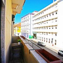 Liv'in Lisbon Hostel Стандартный номер с двуспальной кроватью (общая ванная комната) фото 8