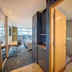 Apex City of Glasgow Hotel 4* Стандартный номер с двуспальной кроватью фото 12