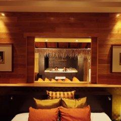 Отель Adaaran Prestige Vadoo 5* Вилла с различными типами кроватей фото 9