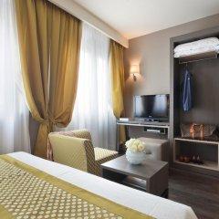 Best Western Hotel Mozart 4* Улучшенный номер с различными типами кроватей фото 4