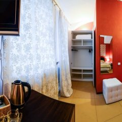 Мини-Отель Юсуповский Сад Улучшенный номер разные типы кроватей фото 9