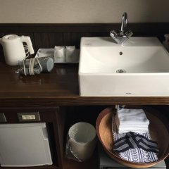 Отель Ryokan Yufusan Хидзи ванная