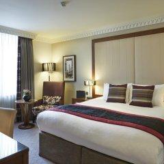 Amba Hotel Charing Cross 4* Номер Делюкс фото 8
