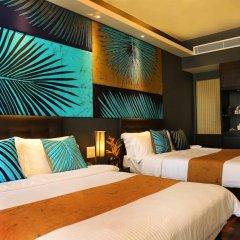 Отель Centara Ceysands Resort & Spa Sri Lanka 5* Улучшенный номер с различными типами кроватей фото 2