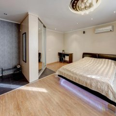 Апартаменты ИннХоум на Российской 167 Улучшенные апартаменты с различными типами кроватей фото 12