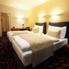 Central Hotel Pilsen 4* Стандартный номер фото 5