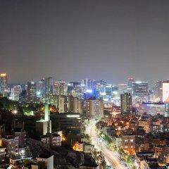 Отель YD Residence Южная Корея, Сеул - отзывы, цены и фото номеров - забронировать отель YD Residence онлайн балкон