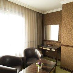 Topkapi Inter Istanbul Hotel 4* Стандартный номер с различными типами кроватей фото 2