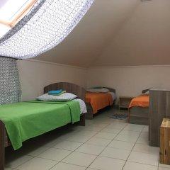 Kazan-OK - Hostel Номер категории Эконом с различными типами кроватей фото 2