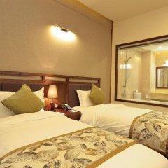 Sapa Legend Hotel & Spa 3* Улучшенный номер с различными типами кроватей фото 3
