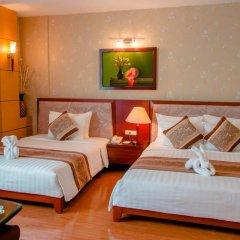Northern Hotel 4* Семейный люкс с двуспальной кроватью