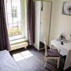 Hotel Wolmirstedter Hof 3* Стандартный номер с различными типами кроватей фото 2