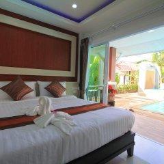 Отель Lanta Fevrier Resort 2* Номер Делюкс с различными типами кроватей фото 9