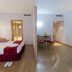 Отель Aparto Suites Muralto Улучшенные апартаменты с различными типами кроватей фото 5