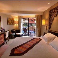 Отель Garden Cliff Resort and Spa 5* Номер Делюкс с различными типами кроватей фото 2