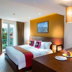 U Sapa Hotel 4* Улучшенный номер с различными типами кроватей фото 5