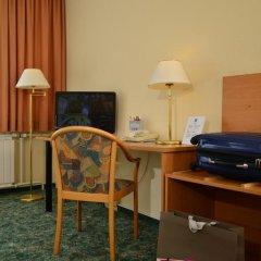 Comfort Hotel Lichtenberg 3* Улучшенный номер с двуспальной кроватью фото 2