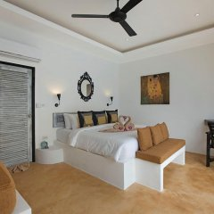 Отель Eden Beach Villas Самуи комната для гостей фото 5