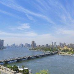 Отель The Nile Ritz-Carlton, Cairo 5* Номер Делюкс с различными типами кроватей фото 3