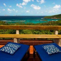 Отель Sugar Reef Bequia Сент-Винсент и Гренадины, Остров Бекия - отзывы, цены и фото номеров - забронировать отель Sugar Reef Bequia онлайн балкон