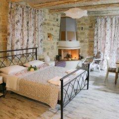 Отель Asion Lithos Улучшенная студия с различными типами кроватей фото 13