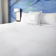 Отель Courtyard New York Downtown Manhattan/World Trade Center 3* Стандартный номер с различными типами кроватей фото 2