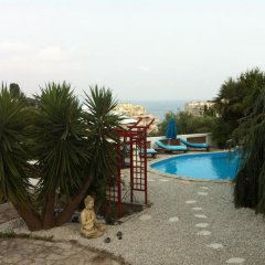 Отель Le Mazet бассейн