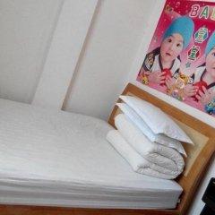 Отель Sanxiang Ping'an Inn комната для гостей фото 3