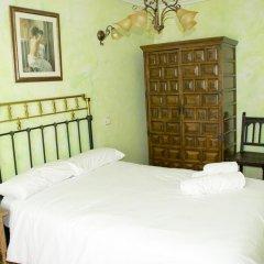 Отель Casa Rural La Yedra 3* Стандартный номер с различными типами кроватей фото 9