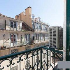 Hotel LX Rossio балкон