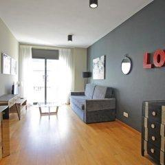 Апартаменты AinB Eixample-Entenza Apartments Апартаменты с различными типами кроватей фото 35