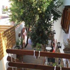 Отель Nar Pansi̇yon Cafe балкон
