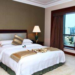 The Pavilion Hotel Shenzhen 4* Улучшенный номер с различными типами кроватей фото 10