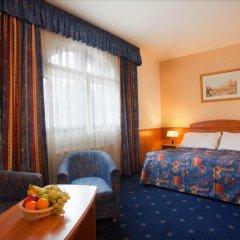 Отель Kavalir 3* Стандартный номер с двуспальной кроватью фото 3