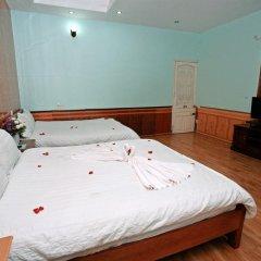 Avi Airport Hotel 2* Стандартный семейный номер с двуспальной кроватью
