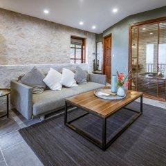 Отель Topas Ecolodge 3* Люкс с различными типами кроватей фото 2