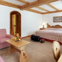 Отель Crystal Hotel superior Швейцария, Санкт-Мориц - отзывы, цены и фото номеров - забронировать отель Crystal Hotel superior онлайн комната для гостей фото 3