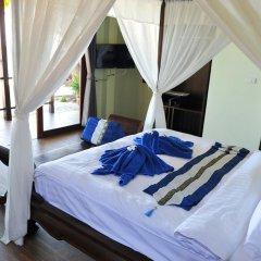 Отель Koh Tao Beach Club 3* Номер Делюкс с различными типами кроватей фото 6