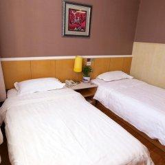 Beijing Sicily Hotel 2* Стандартный номер с 2 отдельными кроватями фото 2
