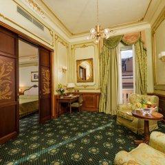Grand Hotel Wagner 5* Стандартный номер с различными типами кроватей фото 4