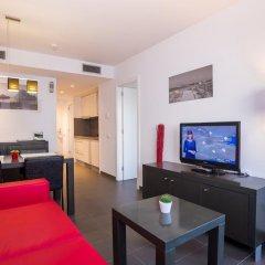 Отель Migjorn Ibiza Suites & Spa 4* Люкс с различными типами кроватей фото 12